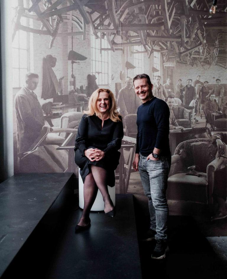 DF CREATIVE GROUP – Architekti Zuzana Zacharová a Martin Paško