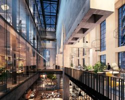 Jurkovičova Tepláreň Sky Park by Zaha Hadid – DF CREATIVE GROUP – Architekti Zuzana Zacharová a Martin Paško