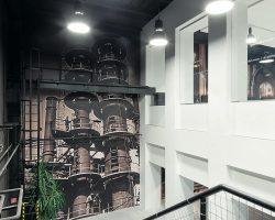 Refinery Gallery – DF CREATIVE GROUP – Architekti Zuzana Zacharová a Martin Paško